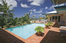 St. Croix caribbean villas to rent from owner
